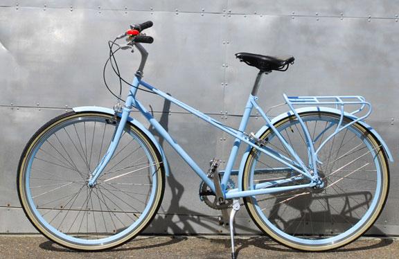 Bluebike-background