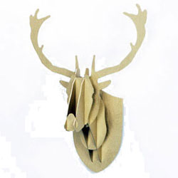Deer Bust from Studio Forbes